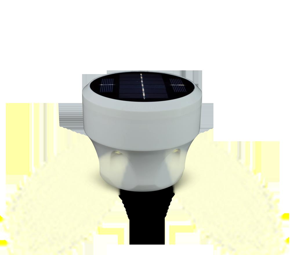 Dock Bumper LED Light Cap Resize
